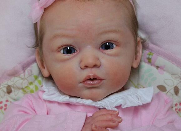 Bebê reborn kit Maike