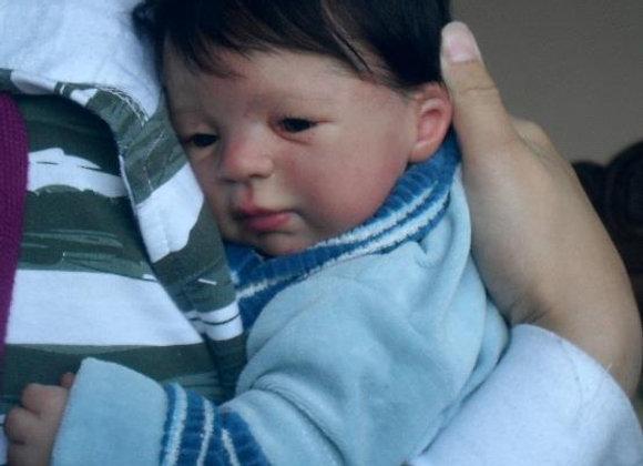 Reborn baby Sarah acordada