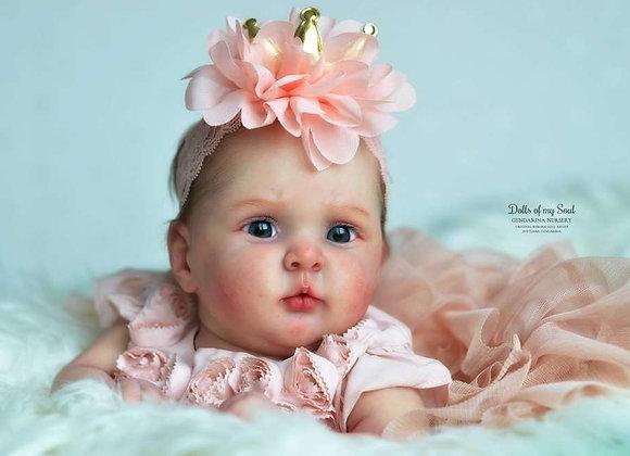 Bebê reborn Jocy