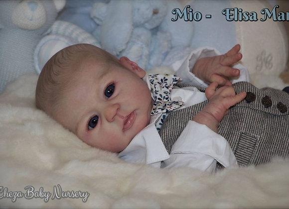 Bebê reborn Mio
