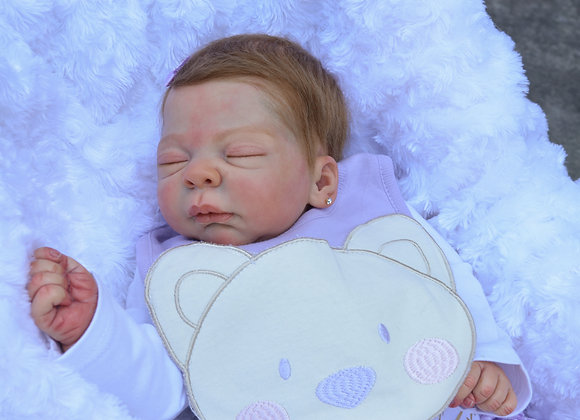 Reborn baby Aurelia