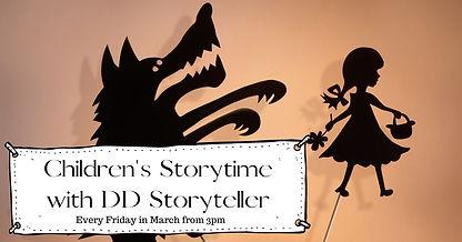 Children's Storytime with DD Storyteller