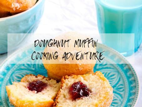 Doughnut Muffin Cooking Adventure