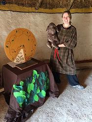 Research at Butser Ancient Farm
