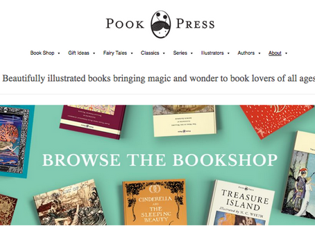 Finding Fairytales: Pook Press