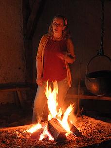 DD Storyteller around the fire.jpg