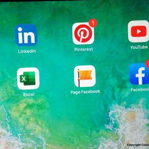 L'application « Page Facebook » sur smartphone … Avantages ? Inconvénients ?