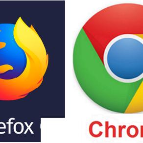 Accélérer Firefox et Chrome