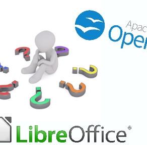 OpenOffice ou LibreOffice. Que choisir ?