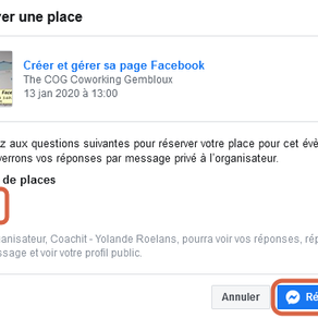 """Les évènements Facebook et le problème du bouton """"Je participe"""""""