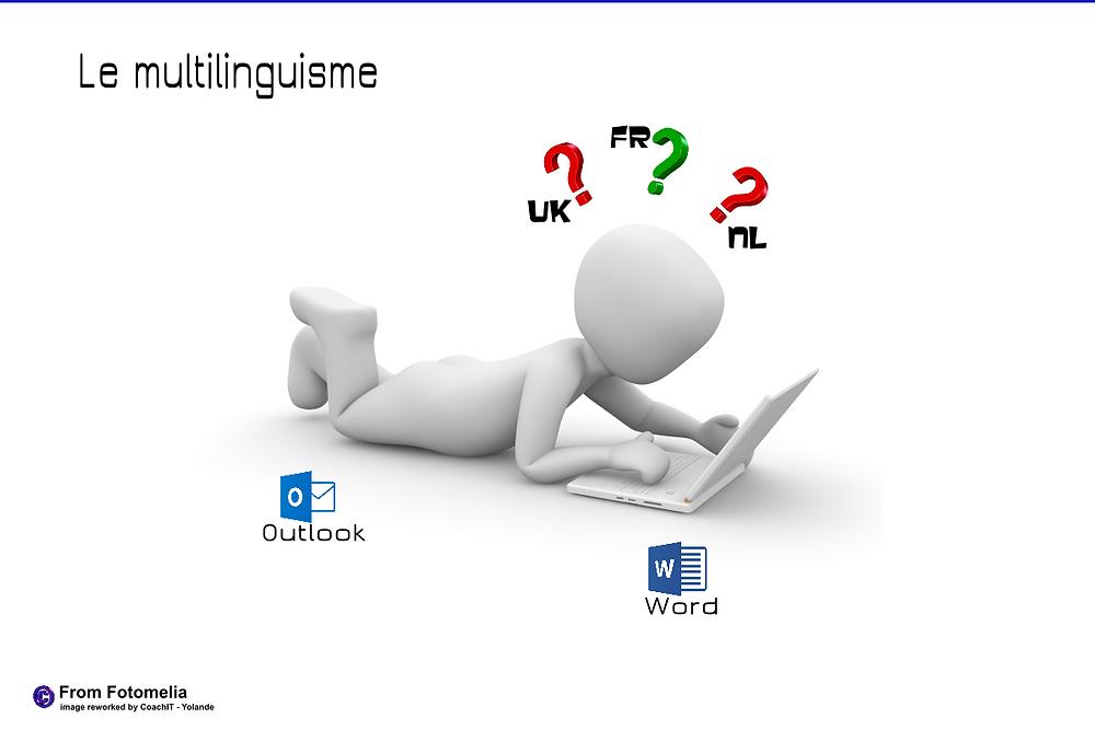 Dans cet article, je vous explique comment gérer la correction orthographique lorsqu'un document ou un email contient plusieurs langues.