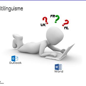 Word, Outlook : gestion du multilinguisme grâce aux styles
