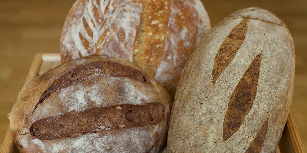 Advanced Sourdough Baking Workshop     (1)
