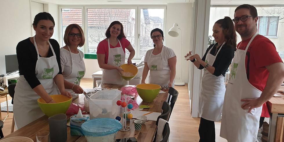 Sourdough Break Baking Workshop @ Mühlerama