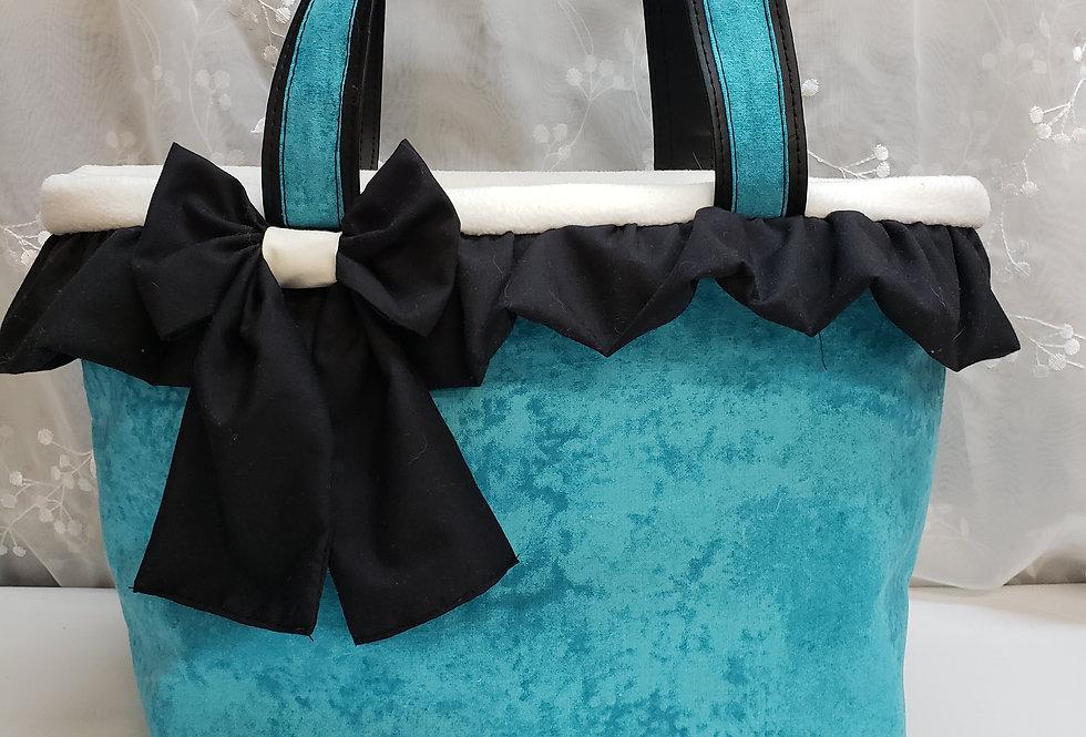 Bijoux sac de transport Aqua