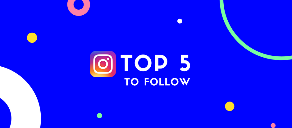 Top 5 Public Relations accounts to follow on Instagram