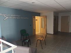 Consultations externes au 1er étage à droite