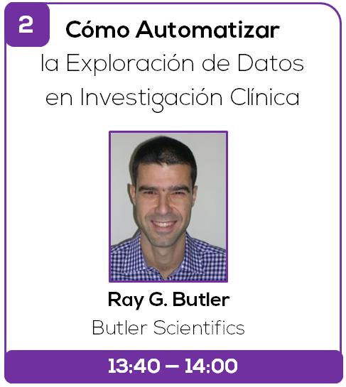 Ray G. Butler (perfil LinkedIn)