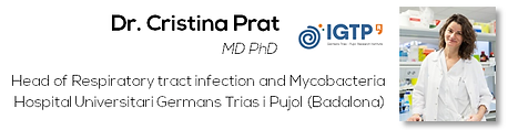 Dr. Cristina Prat, MD PhD (Hospital Universitari Germans Trias i Pujol)
