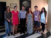Dr. Trejo's Group on 2013