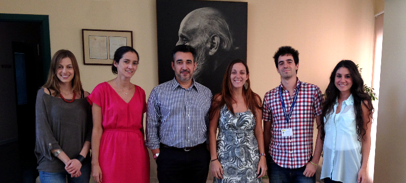 Dr. Trejo's Lab Team
