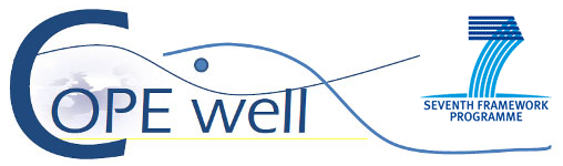 The COPEwell project logo