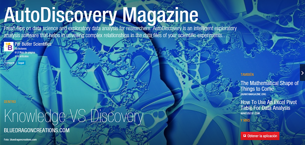 AutoDiscovery Magazine in Flipboard