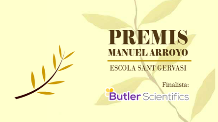 Butler Scientifics finalista de los premios Manuel Arroyo 2016