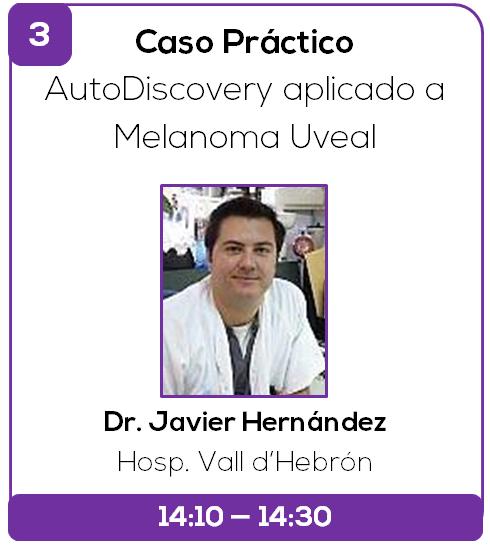 Dr. Javier Hernández-Losa (perfil LinkedIn)