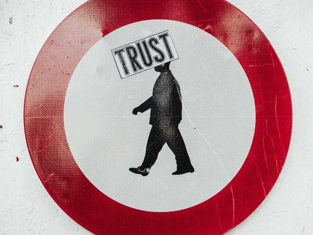 Trust is something earned not an algorithm.
