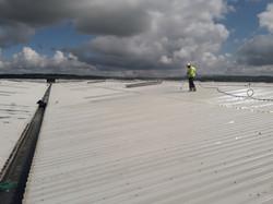 Martland Roof Before II