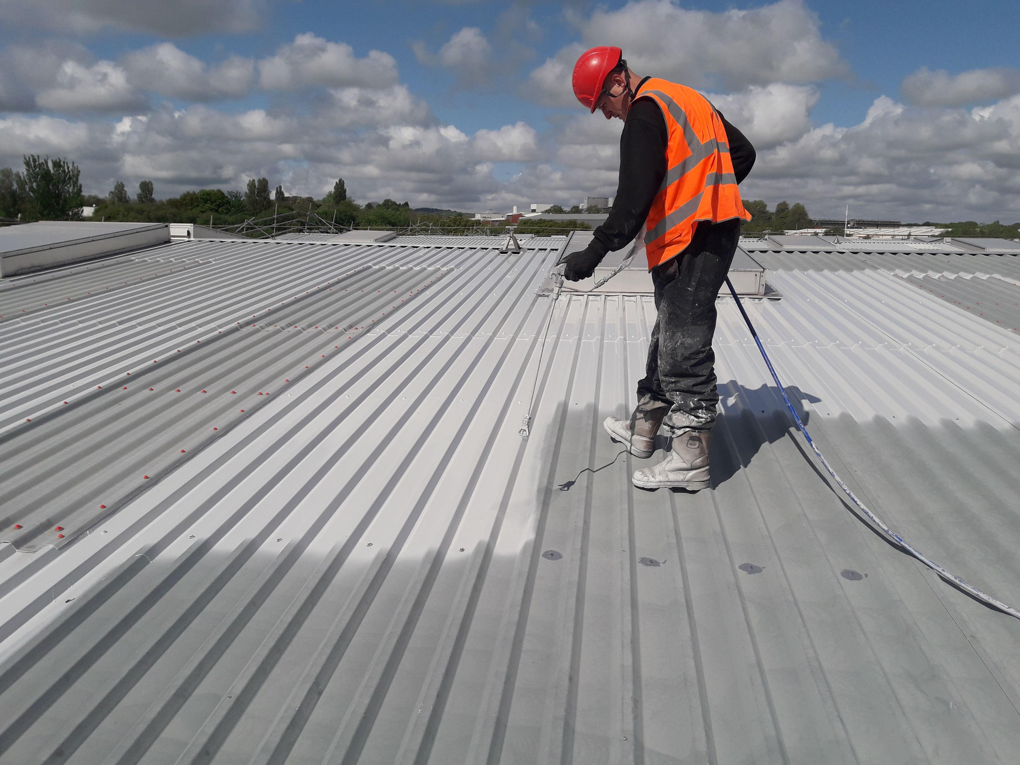 Martland Roof During I