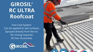 Introducing GIROSIL® RC ULTRA