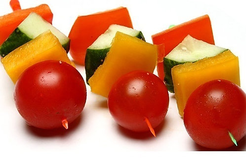 Канапе из свежих овощей 20гр