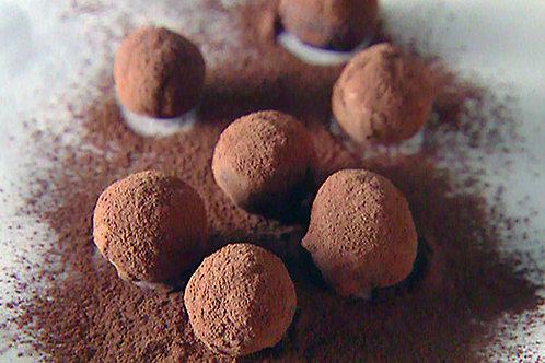 Трюфель шоколадный ромовый 10 гр