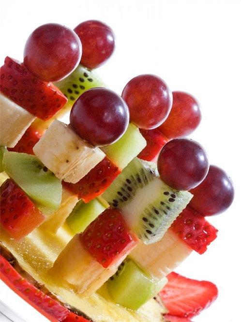 Канапе фруктовое 20гр