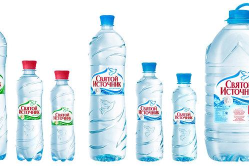 Вода питьевая СВЯТОЙ ИСТОЧНИК 1,5л