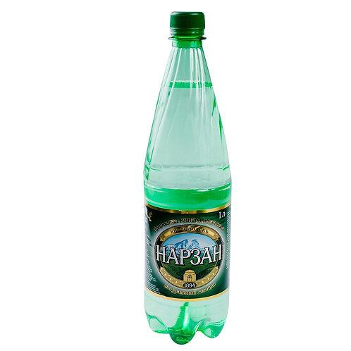 Минеральная вода НАРЗАН природной газации 1л