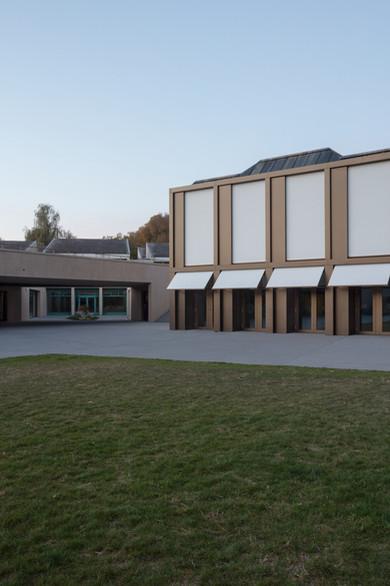 Ecole de Satigny / T.Giorgis architecte