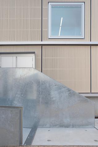 MDC, Meyrin, Christian Dupraz architectes, Genève, architecture