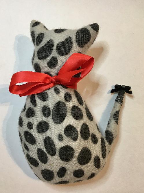 Doudou chat-léopard