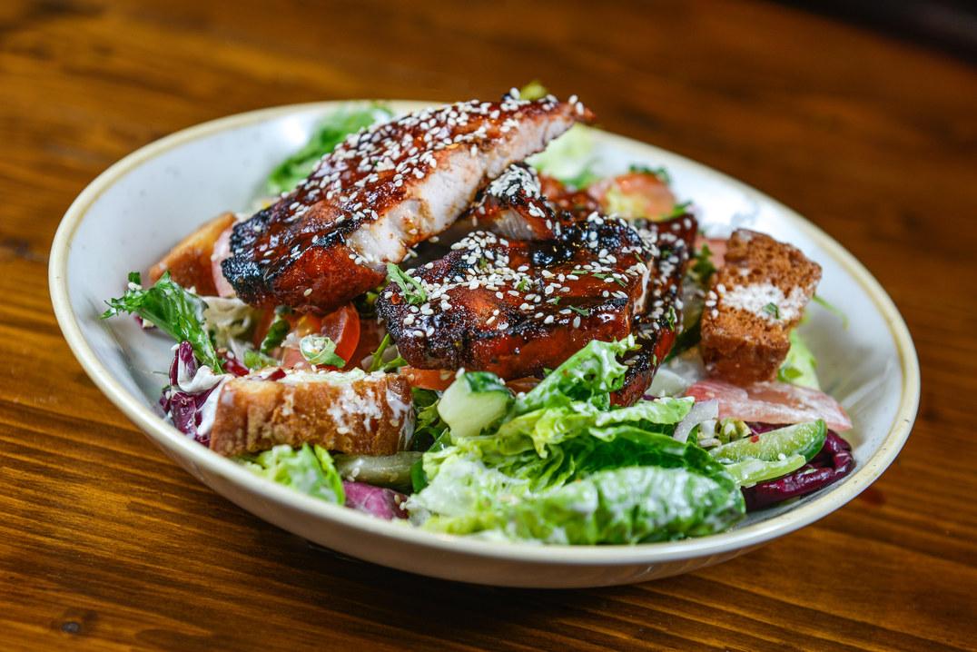 Pork Belly Salad