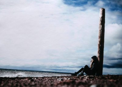 Marée basse, Carolane Ferland