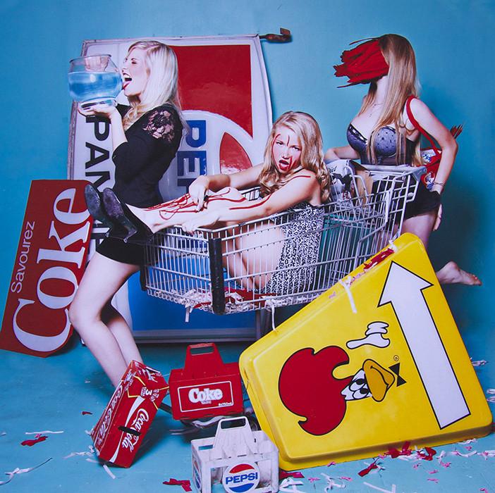 Consommation, Catherine Trudeau, 3e prix