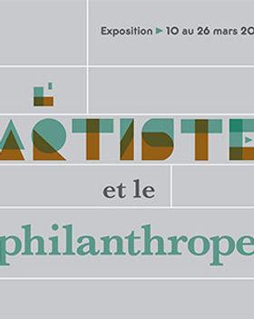 L'artiste et le philanthrope. Nouvelles