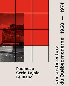 Une architecture du Québec moderne 1958