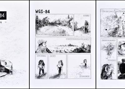Caroline Pageaud, WGS-84, 3e prix