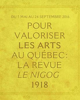 Pour valoriser les arts au Québec : La r