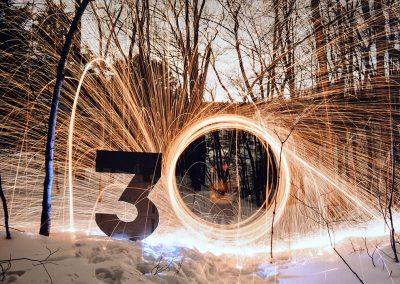 30 bougies, Julien St-Pierre et Thomas Simard Robitaille