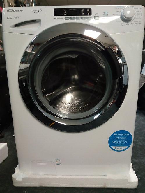 Candy 9kg 1600 Spin Washing Machine